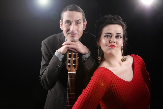 Sandra Peschke und Marko Boettger Foto Antje Bittorf